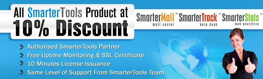 smartermail discount
